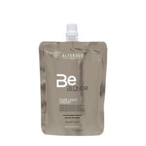 Rozjaśniacz do włosów w proszku 500g Alter Ego Be Blonde Pure Light Cream