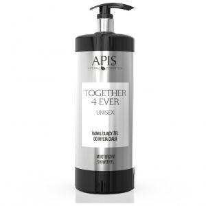 APIS Together 4 Ever Nawilżający Żel Do Mycia Ciała 1000ml
