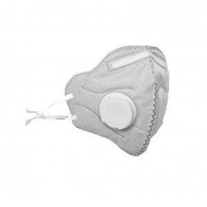 Maska antysmogowa i przeciwpyłowa, 1 szt.