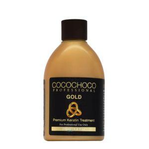Keratyna do włosów Gold 250 ml