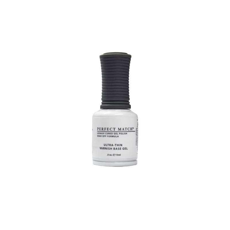 Perfect Match High Gloss Top Gel Sealer - baza Top o wysokim połysku 15ml
