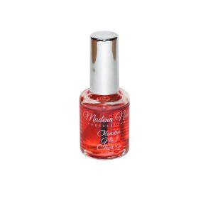 Oliwka do skórek nr1 Wiśnia 15ml Modena Nails Cherry