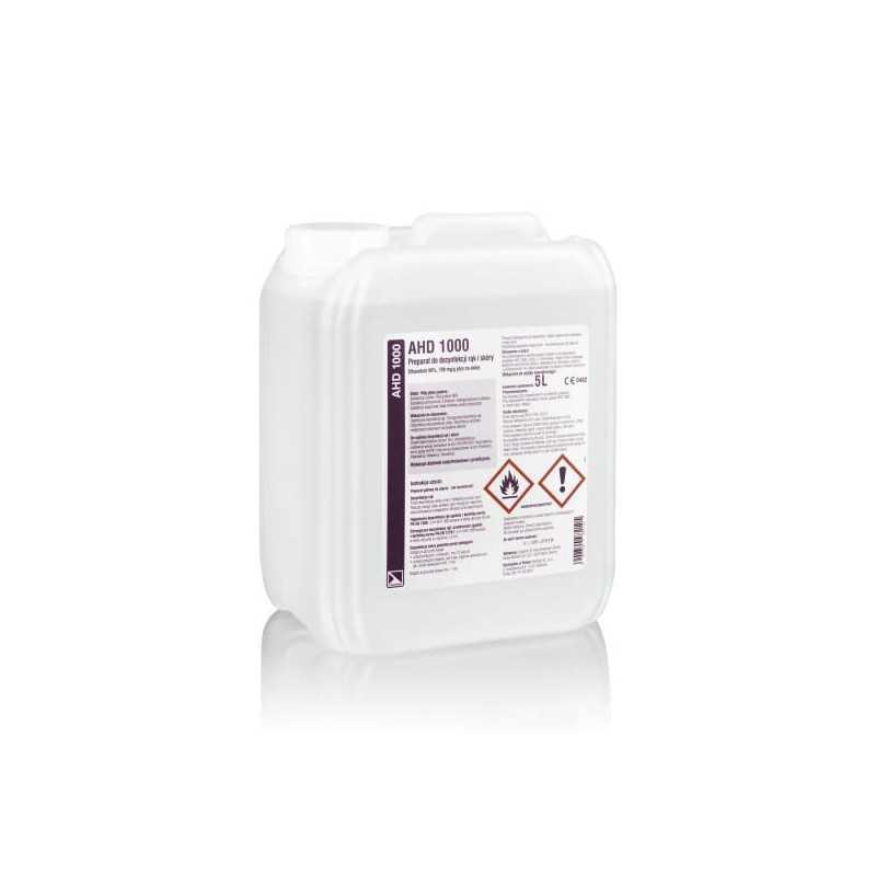 Preparat do dezynfekcji skóry 5L AHD1000