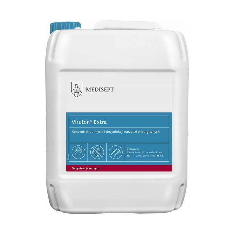 Medi-Line VIRUTON FORTE Koncentrat do dezynfekcji narzędzi 1 L