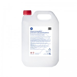 Preparat do dezynfekcji powierzchni 5L