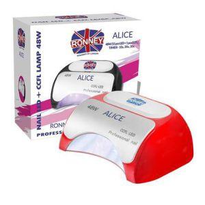 Profesjonalna lampa do paznokci  CCFL LED 48W Ronney Alice