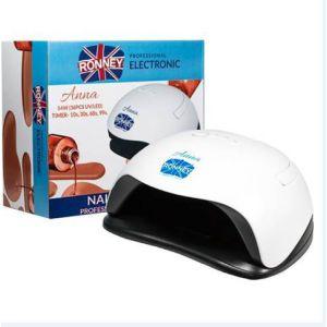 Profesjonalna lampa UV/LED 54W Ronney