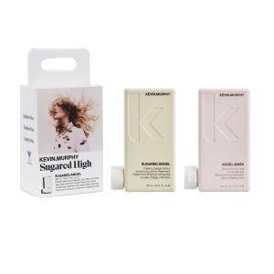 Zestaw do włosów cienkich i farbowanych Sugared High Kevin Murphy