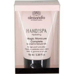 Olejek w kremie do rąk aksamitna miękkość 100ml Magic Manicure Complete Alessandro