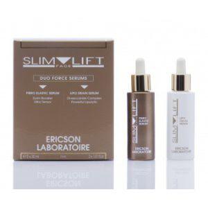 Zestaw 2x serum : lipolityczne i ujędrniające 30ml Slim Lift Duo Force Serums Ericson Laboratoire