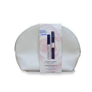 Zestaw odżywka do brwi 3ml raz baza i tusz w jednym + kosmetyczka New Bloom Revitalash