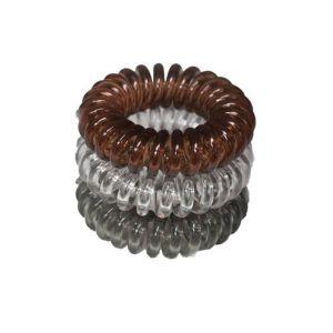 Zestaw gumek do włosów Mix kolorów 3 sztuki 5,5cm