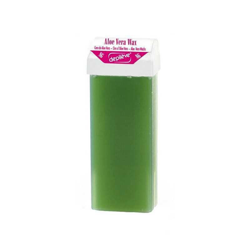 Wosk do depilacji w rolce aloe vera wkład 100g Depileve