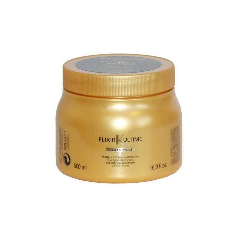 Kerastase Elixir Ultime maska do każdego rodzaju włosów 500ml