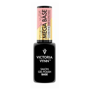 Victoria Vynn elastyczna, wielofunkcyjna baza hybrydowa cover pink 8 ml