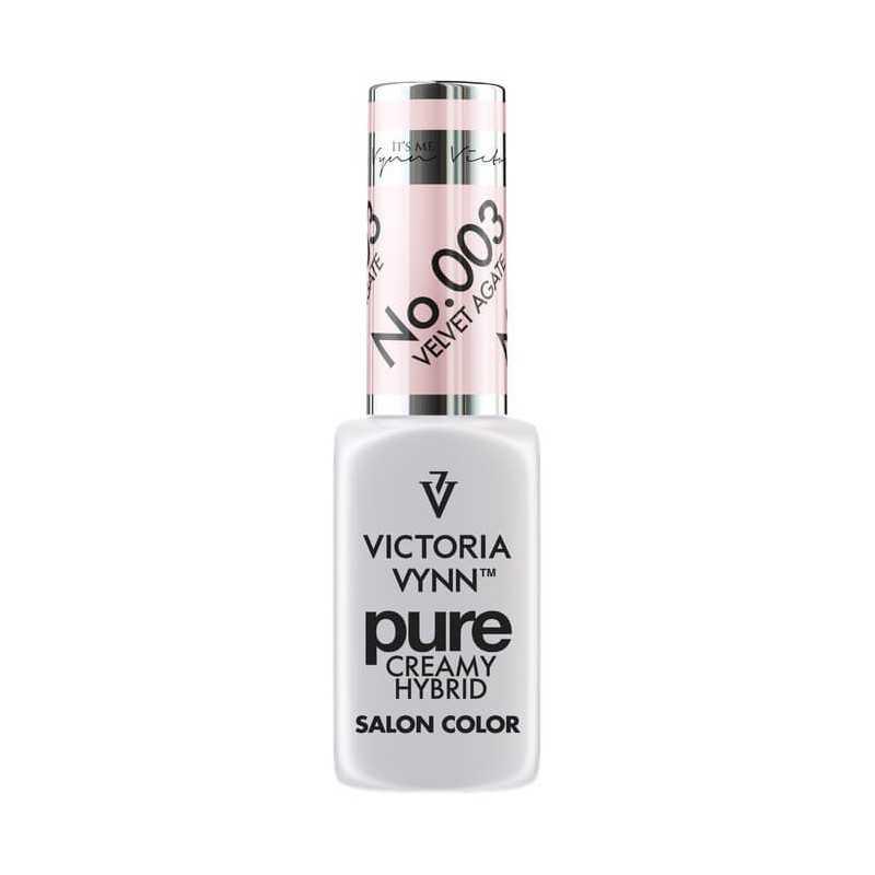 Kremowy lakier hybrydowy Victoria Vynn 003 Velvet Agate 8ml