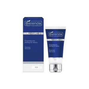 Bielenda Professional SupremeLAB S.O.S. Enzymatyczny peeling do twarzy 70g