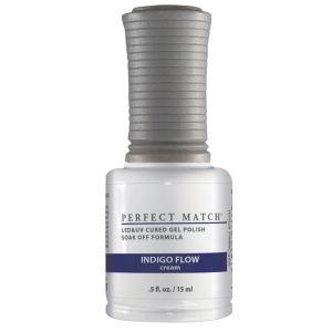 Lakier hybrydowy PMSI266 Indigo Flow Perfect Match