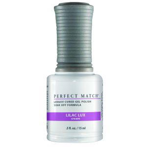 Lakier hybrydowy PMSI267 Lilac Lux Perfect Match