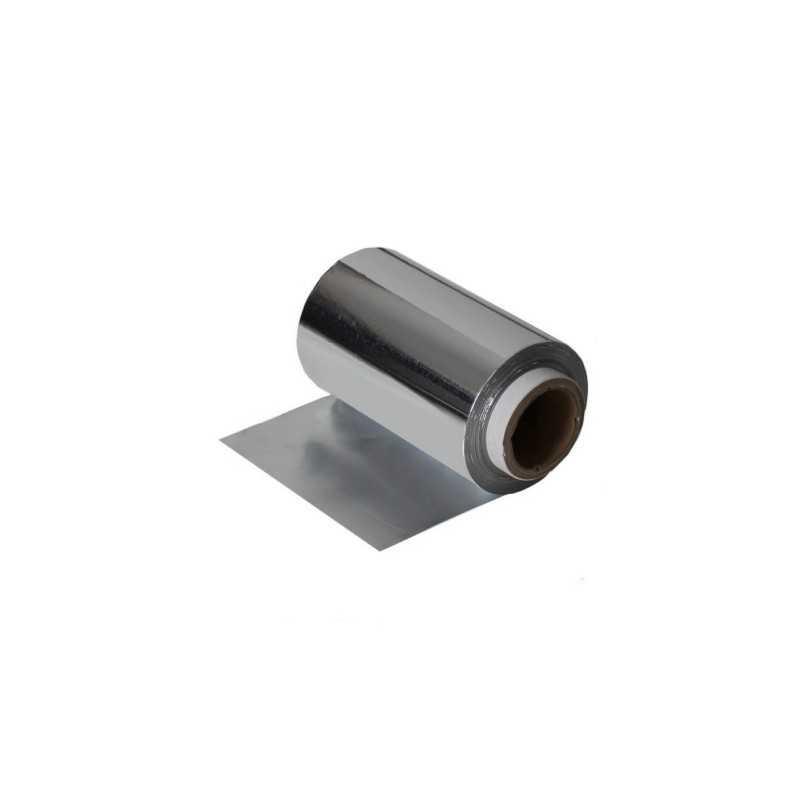 Folia fryzjerska aluminiowa Kosmetykshop 12cm x 250m do farbowania balejage balejażu
