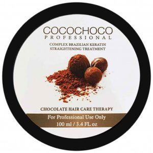 CocoChoco ORYGINAL keratyna do zabiegu prostowania włosów 100ml
