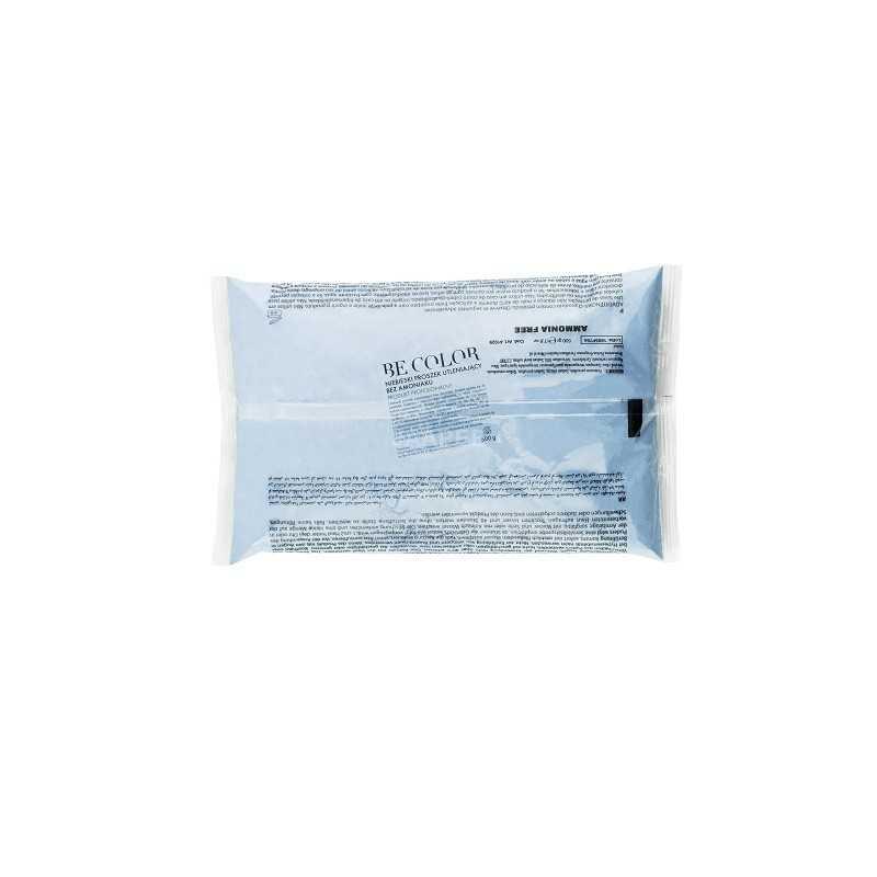 Niebieski proszek rozjaśniający Be Color Deco Amomonia Free 500g