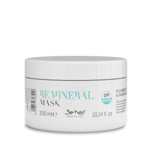 Maska mineralna dla włosów słabych i uwrażliwionych 300ml Be Color