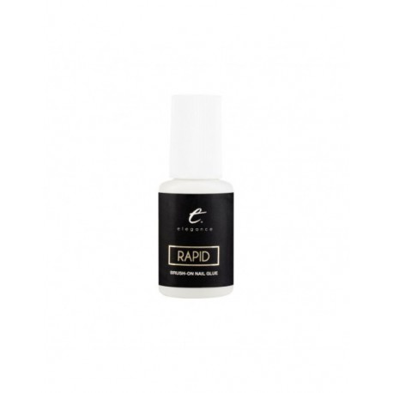 Klej do tipsów Elegance Rapid Brush-On Nail Glue 7.5ml