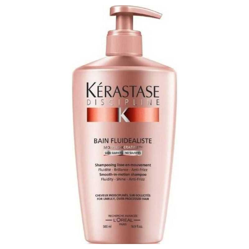 Kąpiel wygładzająca do włosów uwrażliwionych 500ml Kerastase