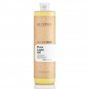 Olejek rozjaśniający do włosów Alter Ego 500ml Be Blonde Pure Light Oil