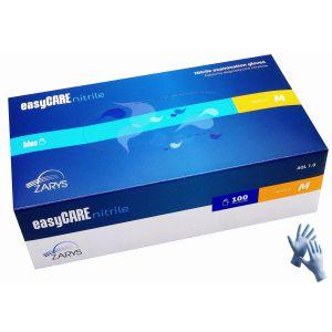 Rękawiczki nitrylowe niebieskie M 100szt Zarys