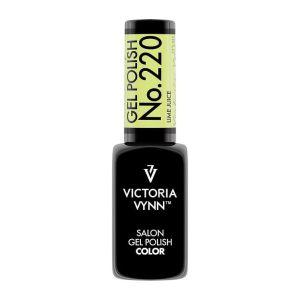 Victoria Vynn Lakier hybrydowy 220 Lime Juice 8ml