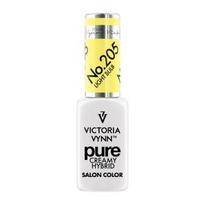 Kremowy lakier hybrydowy Victoria Vynn 205 Light Bulb 8ml