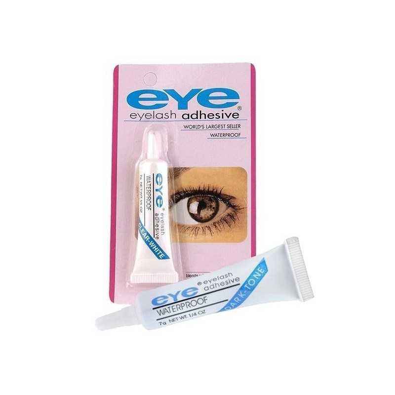 Eye Adhesive Clear White Bezbarwny Klej do Rzęs 7g