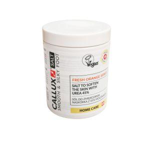 Sól do zmiękczania naskórka z 45% mocznikiem świeże pomarańcze 250g