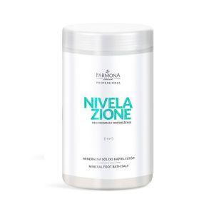 Niveliazone Mineralna sól do kąpieli stóp 1500g