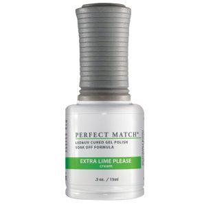 Lakier hybrydowy PMSI256 Extra Lime Please 15ml
