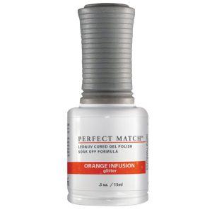 Lakier hybrydowy PMSI254 Orange Infusion 15ml
