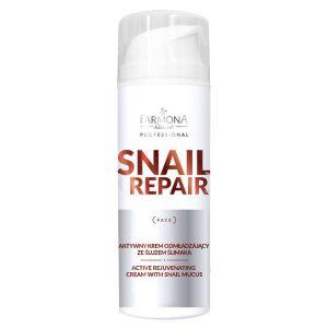 Farmona Snail Repair Aktywny krem odmładzający ze śluzem ślimaka 150ml