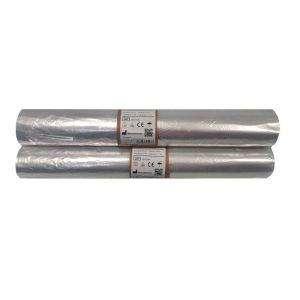 Pelerynka foliowa ochronna Premium 90x130 cm/17 50 sztuk