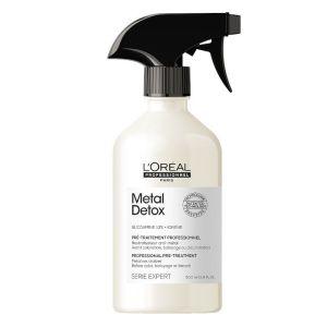 L'oreal Metal Detox Profesjonalny preparat do stosowania przed koloryzacją lub dekoloryzacją 500ml